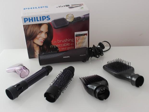 Revue brosse soufflante Philips